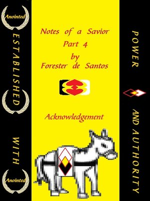 cover image of Notes of a Savior Part 4