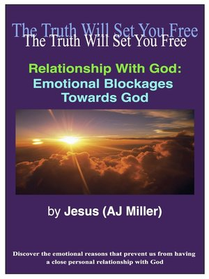 cover image of Emotional Blockages towards God