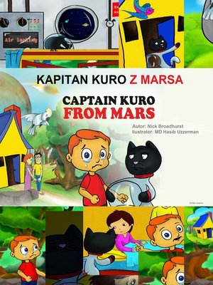 cover image of Kapitan Kuro Z Marsa
