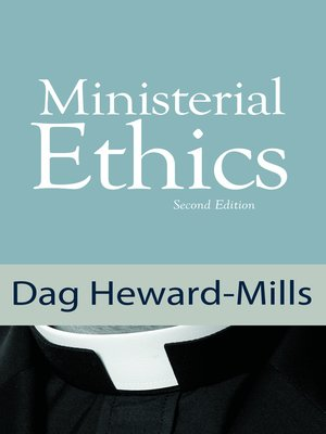 cover image of Ministerial Ethics