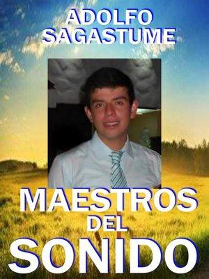 cover image of Maestros del Sonido