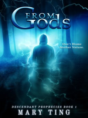 cover image of From Gods (Book 1)