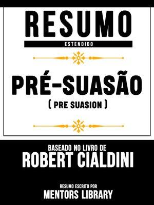 cover image of Resumo Estendido