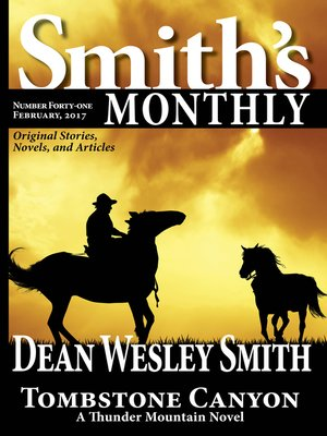 cover image of Smith's Monthly #41