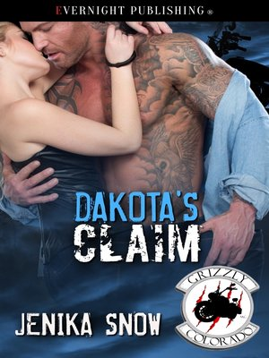 cover image of Dakota's Claim