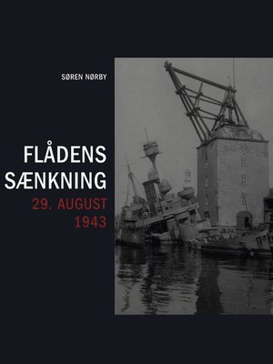 cover image of Flådens sænkning 29. august 1943