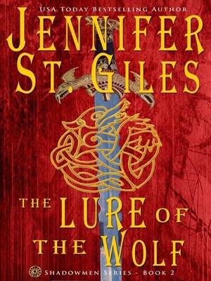 cover image of The Lure of the Wolf