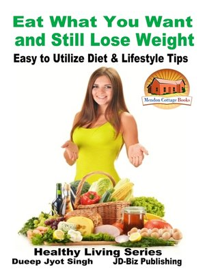 cover image of Eat What You Want and Still Lose Weight