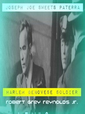 "cover image of Joseph ""Joe Sweets"" Paterra Harlem Genovese Soldier"