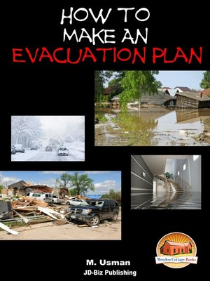 cover image of How to Make an Evacuation Plan