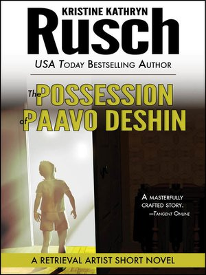 cover image of The Possession of Paavo Deshin