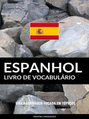 cover image of Livro de Vocabulário Espanhol