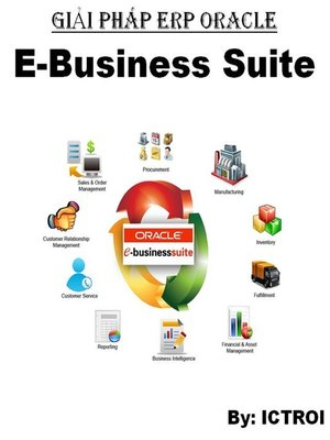 cover image of Giải Pháp Erp Oracle E-Business Suite