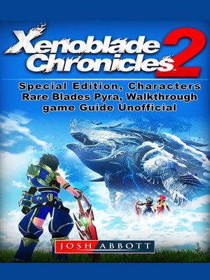 cover image of Xenoblade Chronicles 2