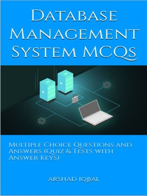 cover image of Database Management System Multiple Choice Questions and Answers (MCQs)