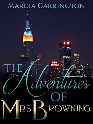 cover image of The Adventures of Mrs Browning