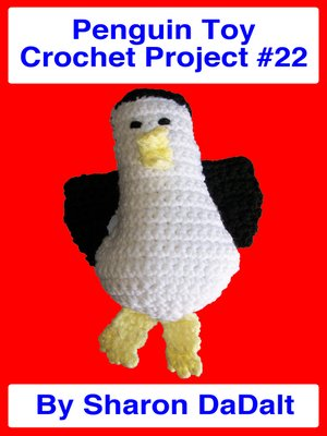 cover image of Penguin Toy Crochet Project #22