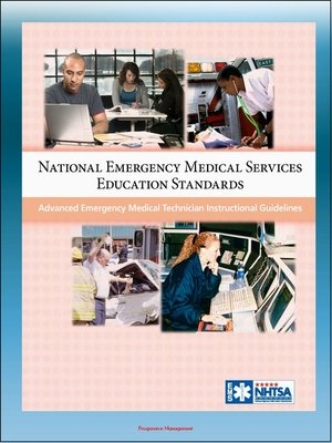 cover image of National Emergency Medical Services Education Standards