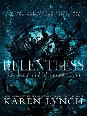 cover image of Relentless (French), no. 1