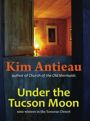 cover image of Under the Tucson Moon