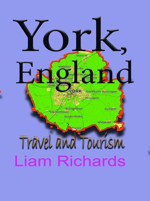 cover image of York, England