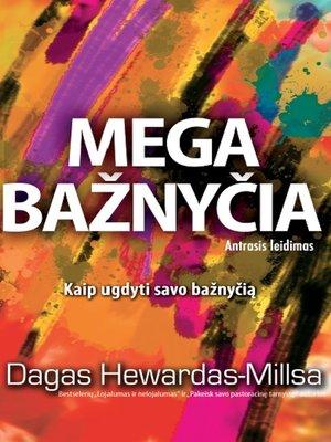 cover image of Mega Bažnyčia (Antrasis leidimas)