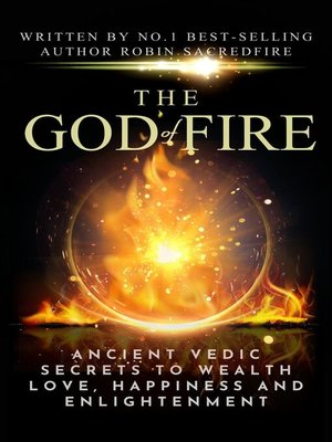 cover image of The God of Fire