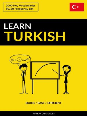 cover image of Learn Turkish