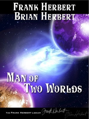 cover image of Man of Two Worlds