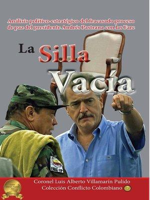 cover image of La Silla Vacía
