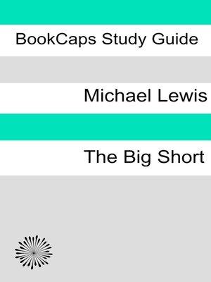 Michael Lewis The Big Short Ebook