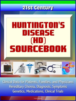 cover image of 21st Century Huntington's Disease (HD) Sourcebook