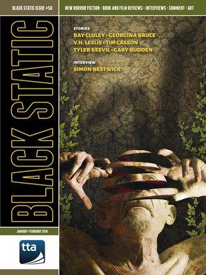 cover image of Black Static #50 (Jan-Feb 2016)