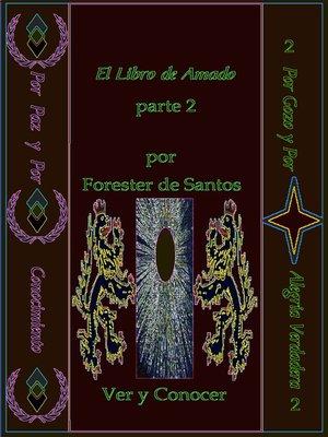 cover image of El Libro de Amado Parte 2