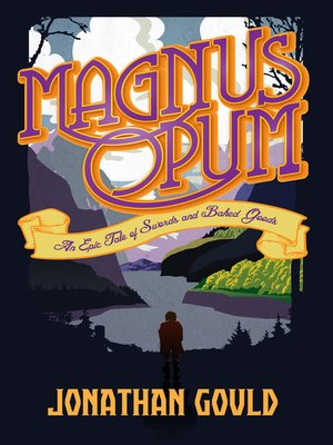 cover image of Magnus Opum