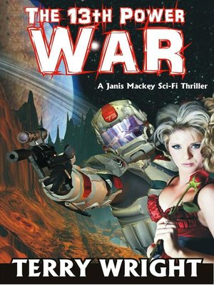 cover image of The 13th Power War