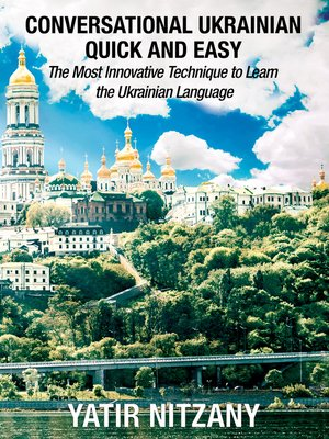 cover image of Conversational Ukrainian Quick and Easy
