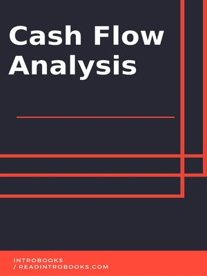 cover image of Cash Flow Analysis