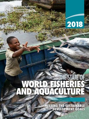 cover image of 2018 the State of World Fisheries and Aquaculture
