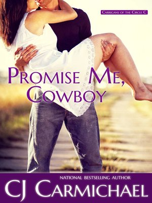 cover image of Promise Me, Cowboy