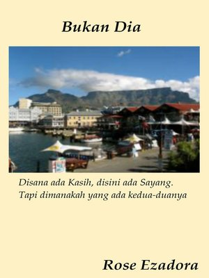 cover image of Bukan Dia