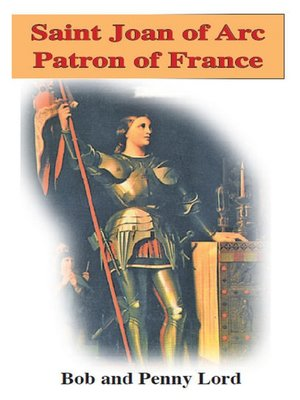 cover image of Saint Joan of Arc Patron of France