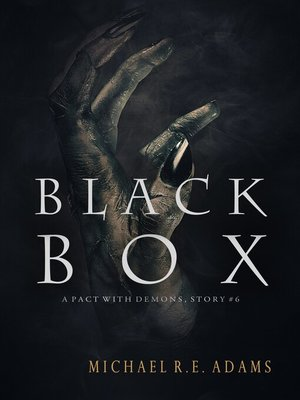 cover image of A Pact with Demons (Story #6)