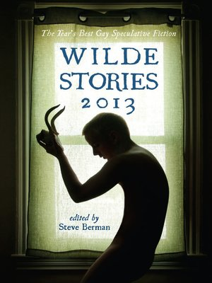 cover image of Wilde Stories 2013
