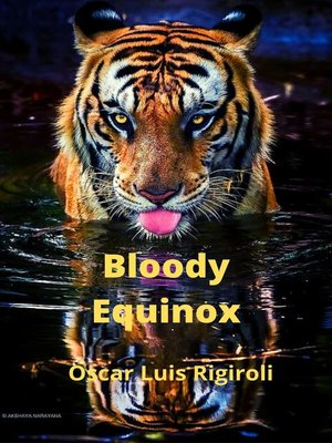 cover image of Bloody Equinox