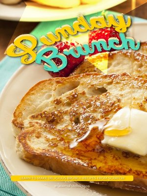 cover image of Sunday Brunch