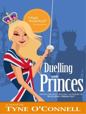 cover image of Duelling Princes