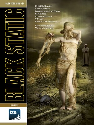 cover image of Black Static #59 (July-August 2017)