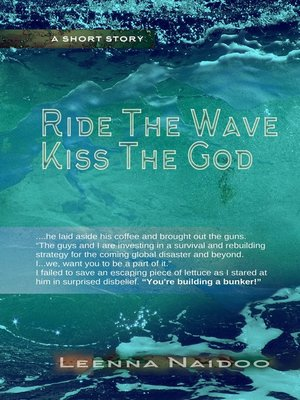 cover image of Ride the Wave, Kiss the God