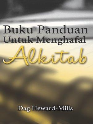 cover image of Buku Panduan Untuk Menghafal Alkitab